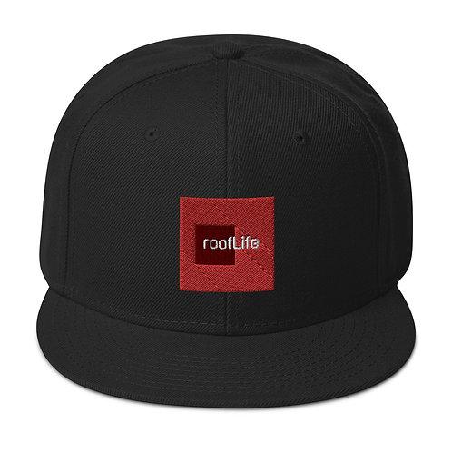 roofLife Snapback Hat