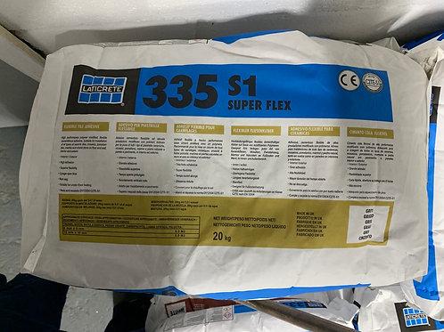 Laticrete 335 S1 Grey Standard set Superflex
