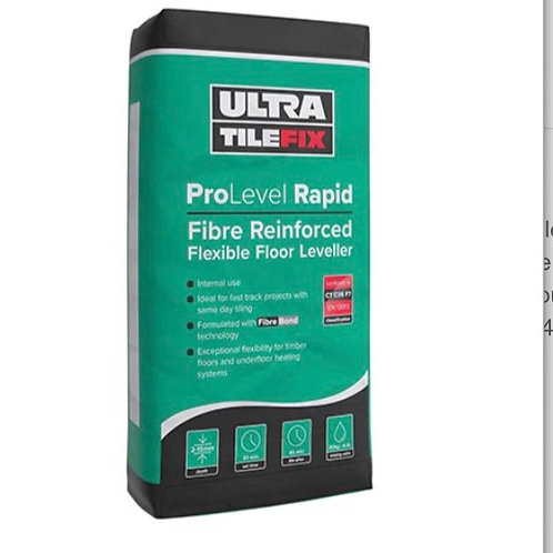 UltraTileFix Pro Level Rapid Pallet 54 bag deal