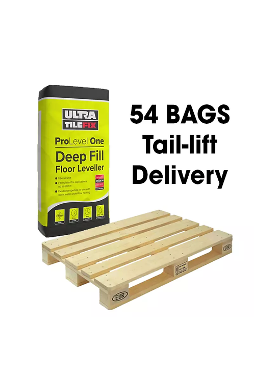 Ultra Tile Fix Pro Level One Deep Fill Self Levelling
