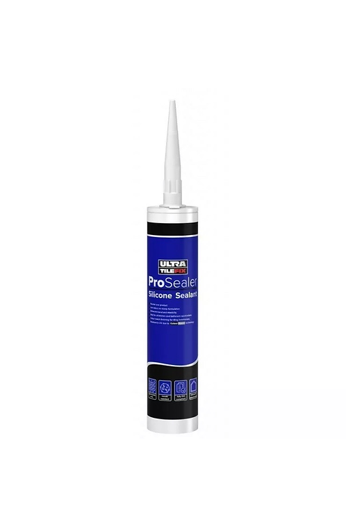 Ultra Tile Silicone Sealant - Various Colours