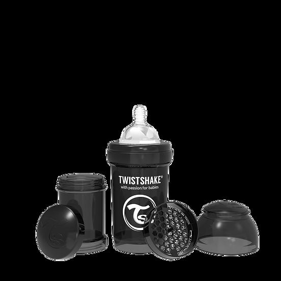 Mamadeira Twistshake Anti-Cólica (180ml / Bico 0+m)