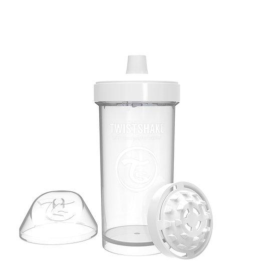 Copo de Treinamento KID CUP Twistshake Antivazamento - Kid Cup (360ml / 12+M)