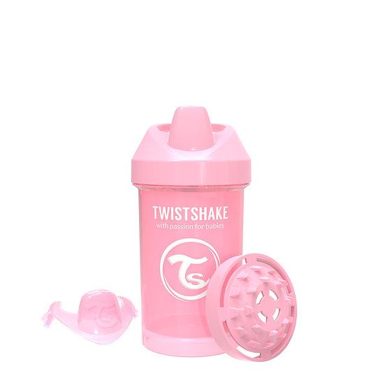 Copo de Treinamento Twistshake Antivazamento - Crawler Cup (300ml / 8+M)