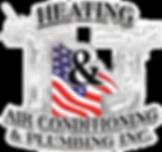 T&J Plumbing Heating and AC Logo
