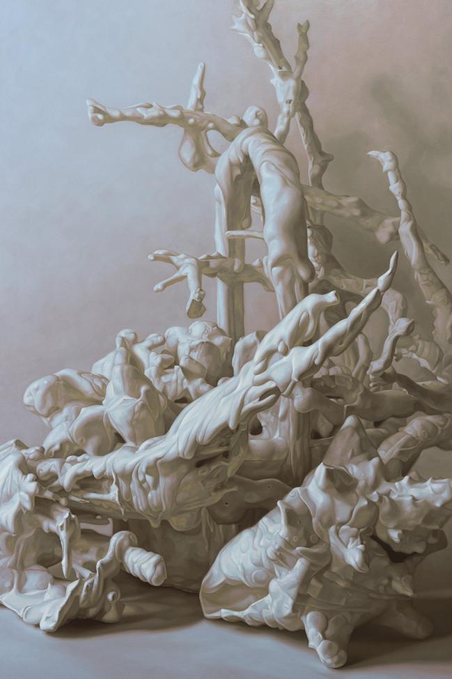 Nature morte blanche IV