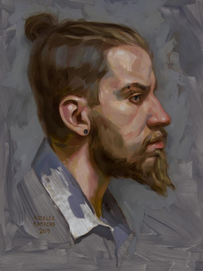 Portrait en direct (2 heures)