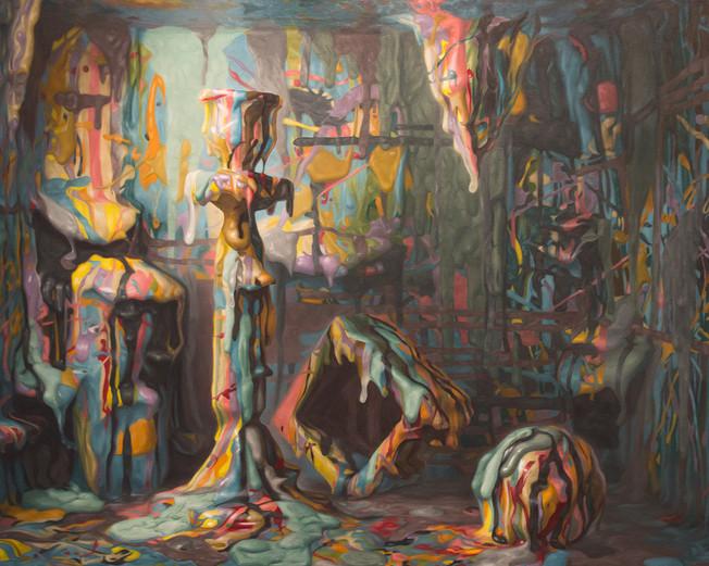 Peinture morte
