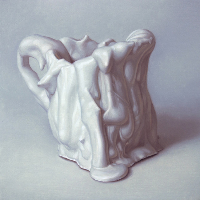 Petit pot blanc II