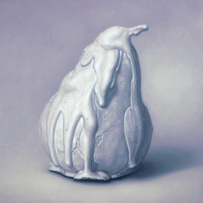 Poire blanche