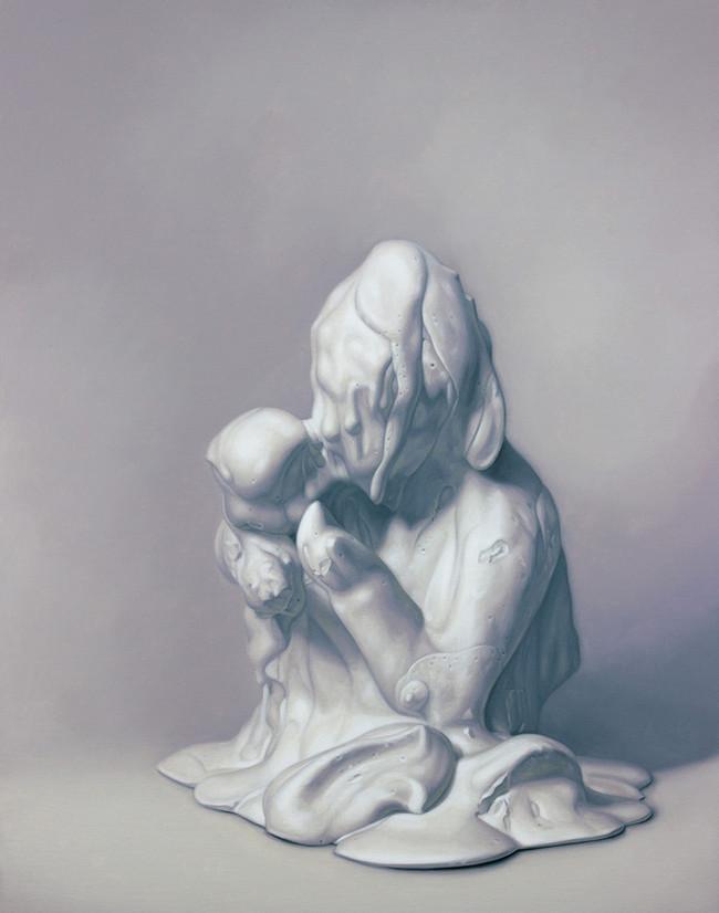 Vierge blanche