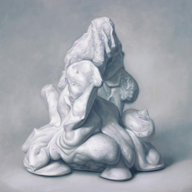 Peinture blanche I