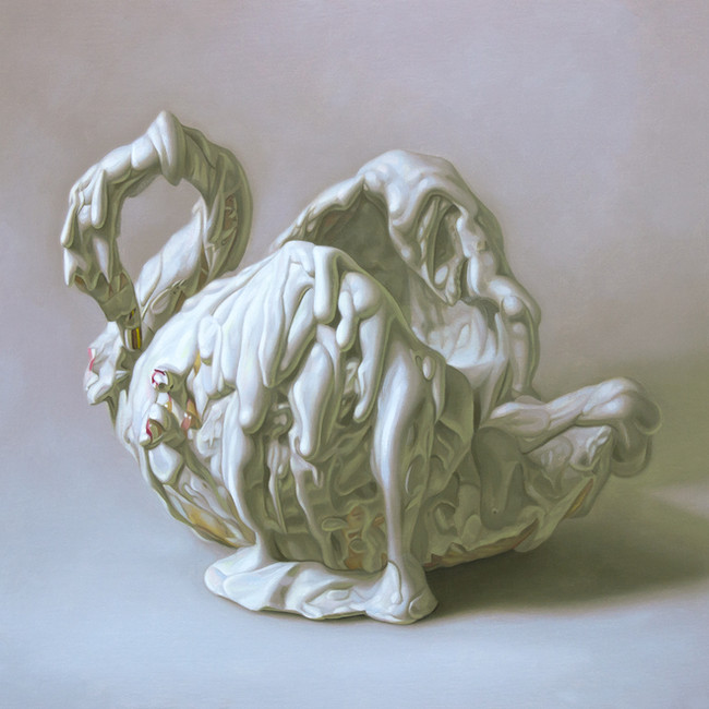 Cygne blanc II