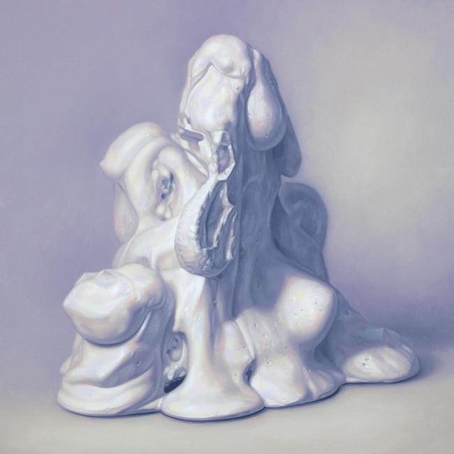 Peinture blanche II
