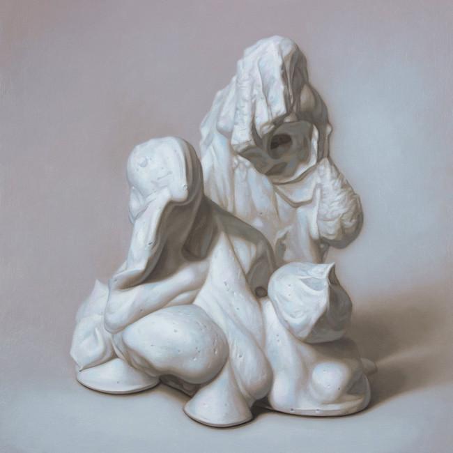 Peinture blanche III