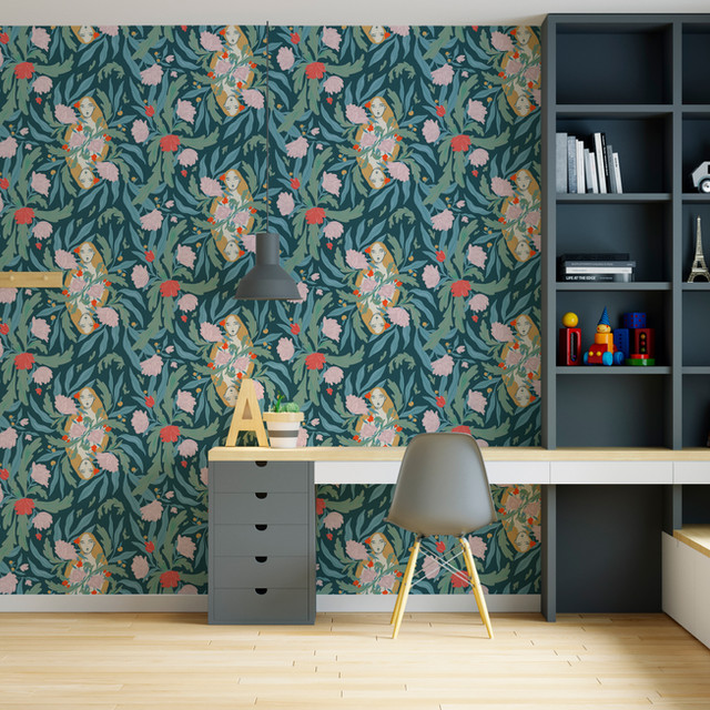 Papel mural Rematime