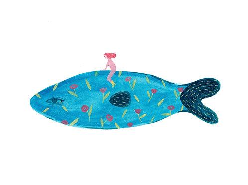 Mi pez de colores
