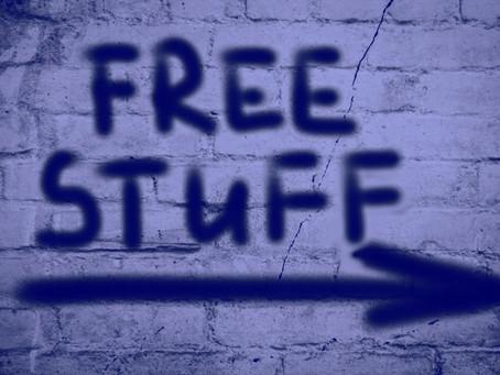 Brainstorming: Free Stuff Here!