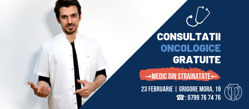 tuncay ozturk consultatii gratuite oncologie