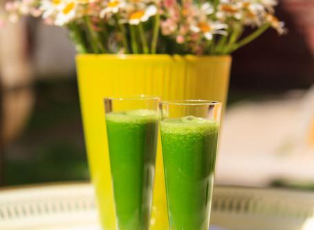 Verde dulce și ispititor