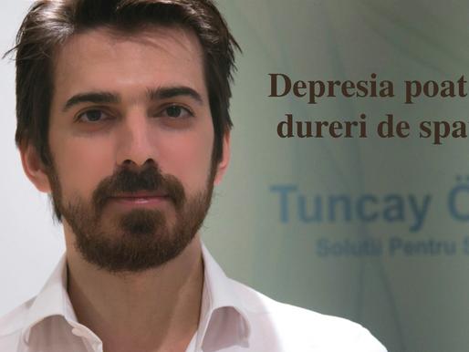 Depresia poate cauza dureri de spate?