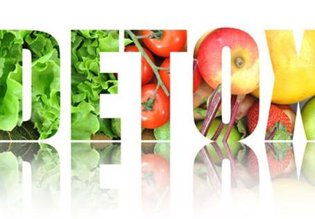 Alimente tocmai bune pentru detox