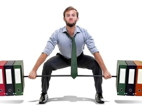 Păstrați-vă în formă la locul de muncă