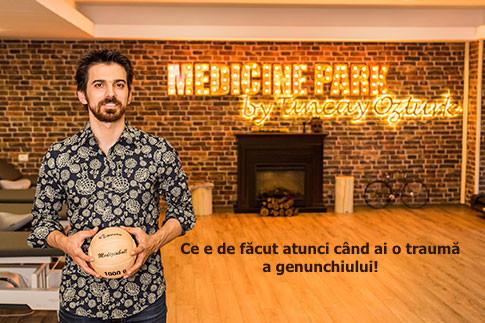 medicine park trauma a genunchiului