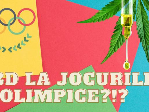 CBD LA JOCURILE OLIMPICE 2021?