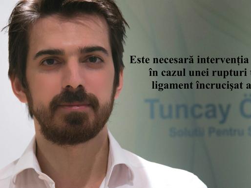 Este necesară intervenția chirurgicală în cazul unei rupturi totale de ligament încrucişat anterior?