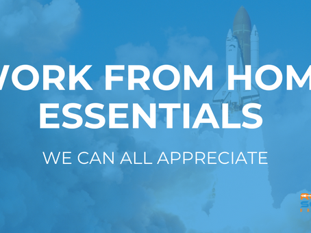 10 Work From Home Essentials We Can All Appreciate