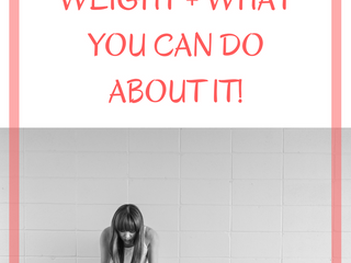 How Stress Impacts Your Weight + What You Can Do About It!