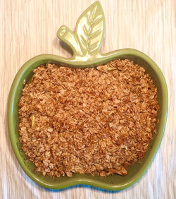 Fall Apple Crisp