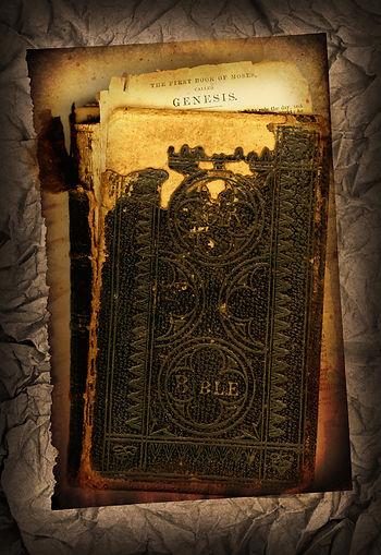 old bible, Genesis
