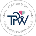 Featured on ThePerfectWedding.de