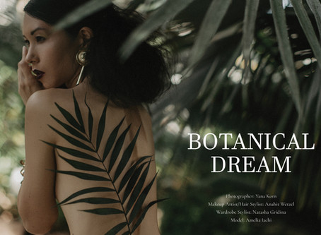 Botanical Dream für SHUBA Magazine