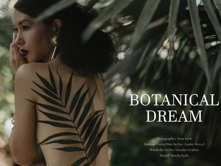Botanical Dream für SHUBA Magazine