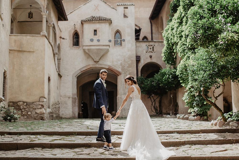 Hochzeit im Schloss, Hochzeit in Südtirol