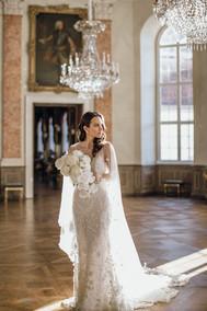 Elegante Braut