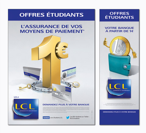 LCL - OFFRES ETUDIANTS