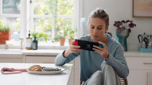 Nintendo - Brie Larson