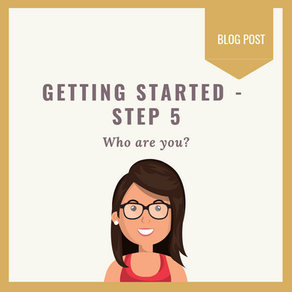 Getting started: Step 5 - Identity