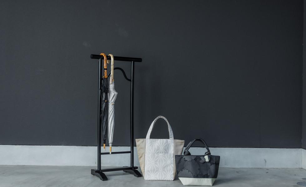 umbrella & bag
