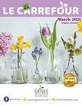 Page couverture  Carrefour mars 2021 A.j
