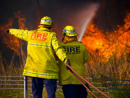 Bushfire Relief for Tax Payers