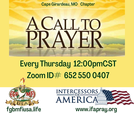 Cape Girardeau Call to Prayer.PNG