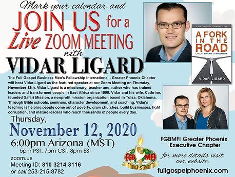 Phoenix Greater Executive Vidar Ligard 1