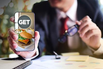GET Mobile app on cel phone