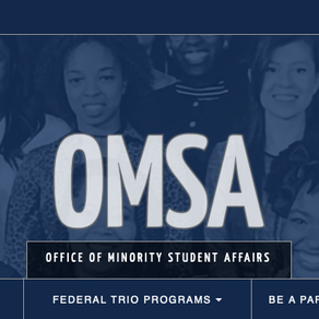 OMSA: Useful Resources on Campus