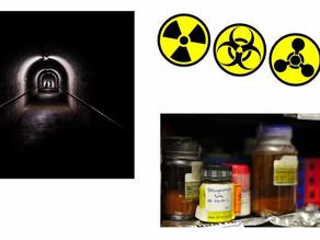 Escape Room – Kemisk forurening